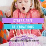 Stress-Free Celebrations
