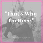 That's Why I'm Here | Interview with Leslie Nunnery