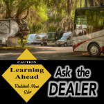 Ask the RV Dealer ANYTHING with Master Certified Consultant, Lisa Padin from Lazydays The RV Authority