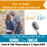 Learning to Speak Life™ Podcast – Episode 2: God's Word Can Change Your Thinking