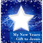 Your New Year Gift to Jesus