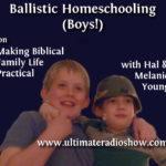 MBFLP – Homeschooling Boys