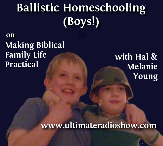 Radio Show Homeschooling Boys