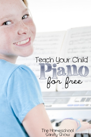 free piano lessons for kids; check out the interview with Joseph Hoffman, the review, and giveaway