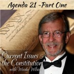 Current Issues – Agenda 21- Part One