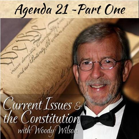 Agenda 21-Part One