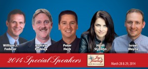Blogger Featured Speakers