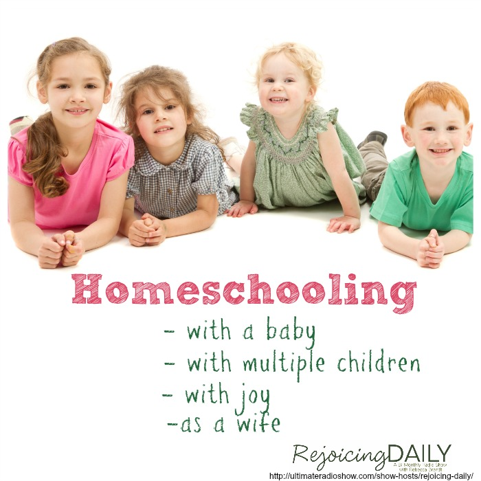 Homeschooling with a baby multiple children with joy and a a wife.jpg