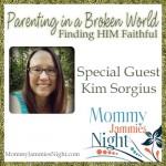 Mommy Jammies Night – Kim Sorgius