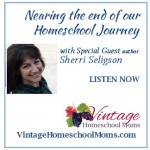 Vintage HS Moms – End of the Homeschool Journey