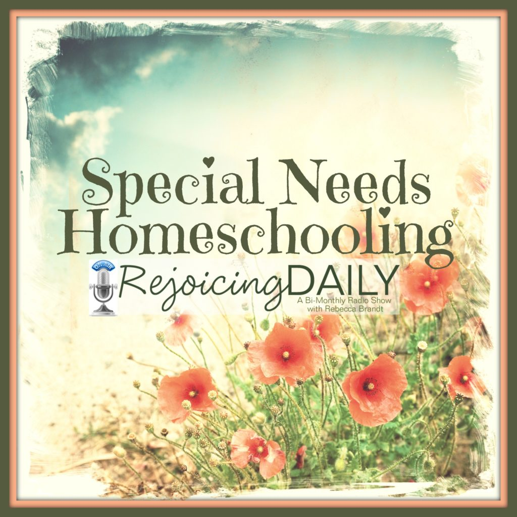 Special Needs Homeschooling Podcast