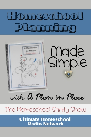 Homeschool moms at APlaninPlace.net share how to plan for an organized summer and school year. Great advice you won't want to miss!