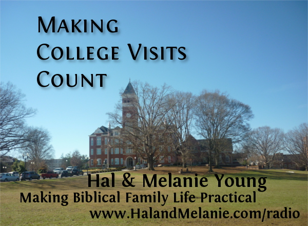 MBFLP - Making College Visits Count