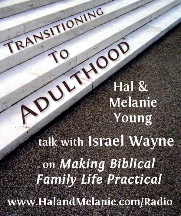 MBFLP Transitioning to Adulthood Israel Wayne