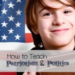 How to teach patriotism and politics to kids of all ages. Don't miss these amazing free resources from Founders Academy.net in this podcast.