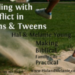 MBFLP – Dealing with Conflict with Tweens and Teens