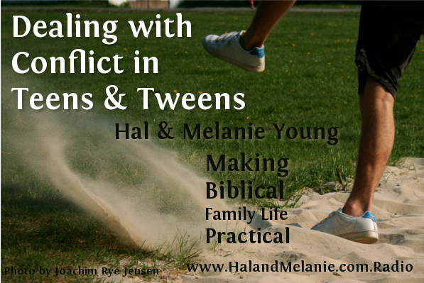 MBFLP Dealing with Conflict in Teens and Tweens