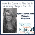 Mommy Jammies Night – Connie Hughes