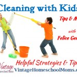 Vintage HS Moms – Cleaning with Kids