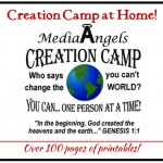 Creation Camp – Learning God's Truth at Home