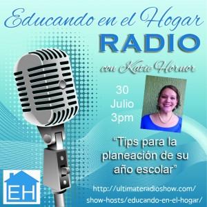 EHradioJuly30show