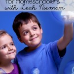 Keep your kids safe while learning online; an interview with Leah Nieman on The Homeschool Sanity Show