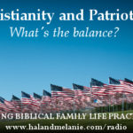 MBFLP – Christianity and Patriotism