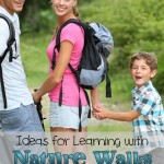 Ideas for Learning with Nature Walks