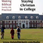 MBFLP – Staying Christian In College