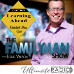 Family Man, Todd Wilson, Encourages Roadschool Moms Everywhere