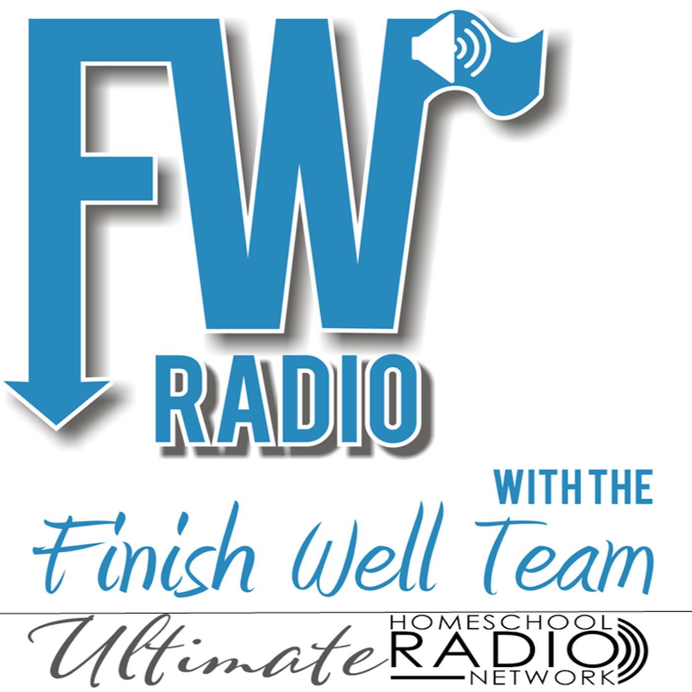 Finish Well Radio
