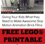 Stop Motion Video & Homeschooling & Time