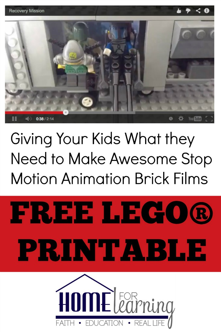 Stop Motion Animation - Step by Step Guide Downloadable PDF with everything you need to know. #lego