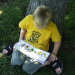 Encouraging Reluctant Readers in your Roadschool