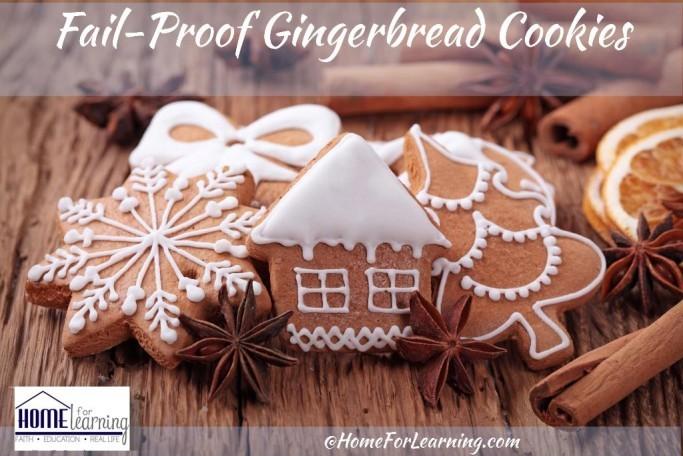 Fail-ProofGingerbreadcookies