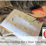 I Love Homeschooling But I Hate Teaching Math – HIRL Episode 31