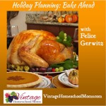 Holiday Planning Bake Ahead | Holiday planning and bake ahead ideas are on the forefront of my mind the minute the calendar turns to November. | #homeschoolpodcast #podcast #homeschool