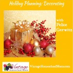 Holiday Planning: Decorating