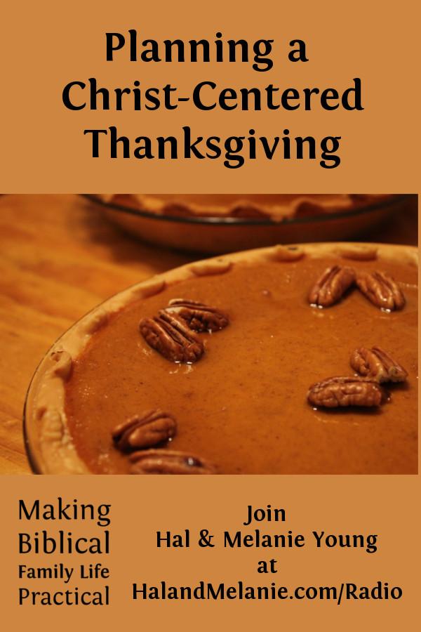 MBFLP - Celebrating a Christ-Centered Thanksgiving