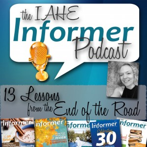 Informer Podcast 13 lessons road