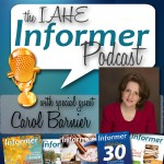 The Informer Podcast with Carol Barnier