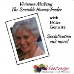 The Sociable Homeschooler – Vivienne McNeny