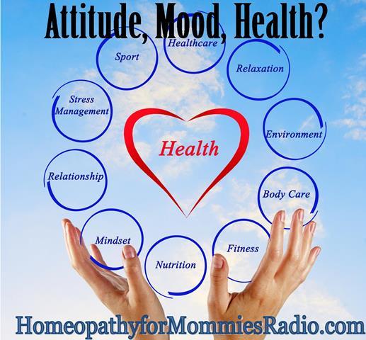 Attitude Mood Health