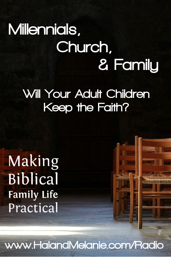 MBFLP - Millennials, Church, and Family