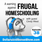 5 Warnings Against Frugal Homeschooling