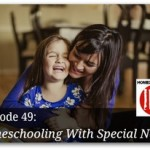 Free homeschool podcast about homeschooling with special needs children.