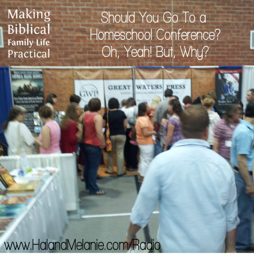 MBFLP - Should I Go to a Homeschool Conference