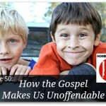 Free homeschool podcast interview of Brant Hansen and his new book, Unoffendable.