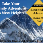 Surviving Everest and Taking Your Family Adventure to New Heights