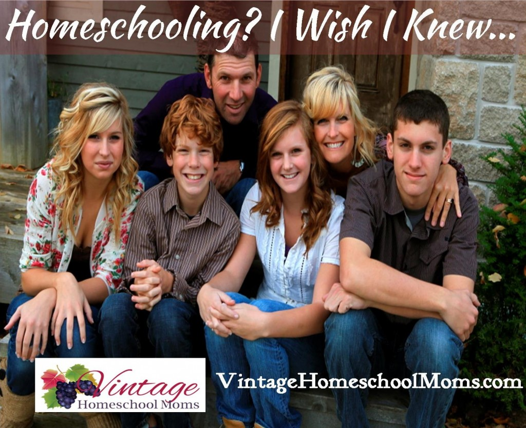 What I Wish I Had Known Before I Began Homeschooling